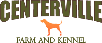 Logo, Centerville Farm and Kennel